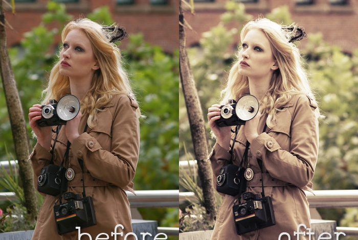 Photoshop Pratik Fotoğraf Renk Düzenleme