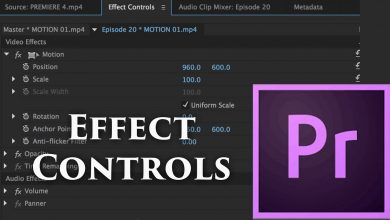 Photo of Adobe Premiere Pro Effect Paneli