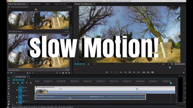 Photo of Adobe Premiere Pro Slow Motion Yapmak