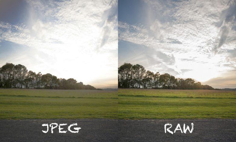 RAW Nedir? RAW ve JPEG Arasındaki Fark Nedir?