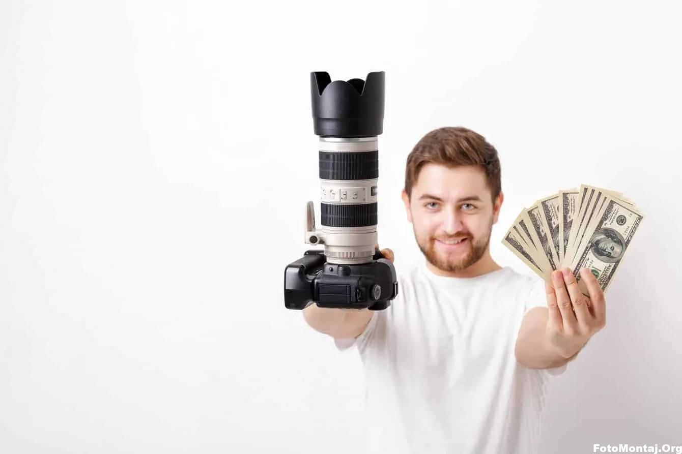 Stok fotoğrafçılığı para kazanma